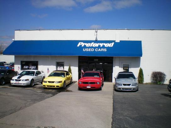 Preferred Used Cars and Leasing