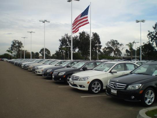 Mercedes benz of san diego san diego ca 92111 2405 car for San diego mercedes benz