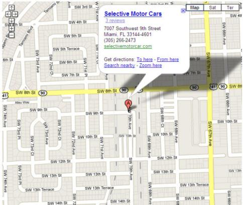 Selective Motor Cars  Miami FL 33144 Car Dealership and Auto