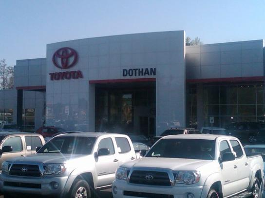 Used Cars Dothan Al >> Toyota of Dothan : Dothan, AL 36301-5059 Car Dealership ...