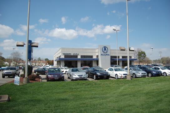 Priority Acura : Chesapeake, VA 23320-2611 Car Dealership ...