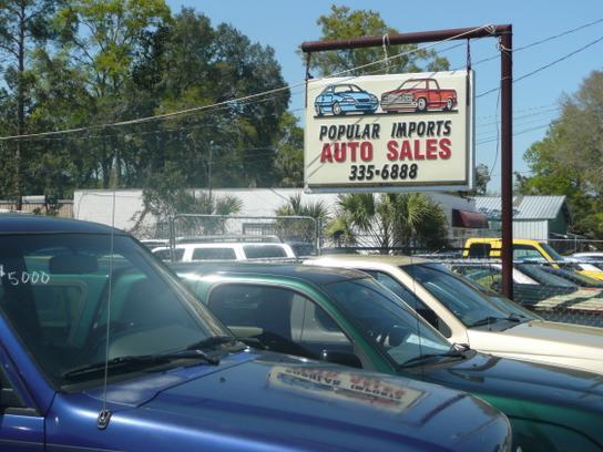 popular imports gainesville fl 32609 1803 car dealership and auto financing autotrader. Black Bedroom Furniture Sets. Home Design Ideas