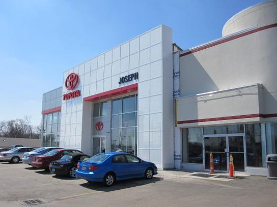 Toyota Dealers Cincinnati >> Joseph Toyota of Cincinnati : Cincinnati, OH 45251-2403 Car Dealership, and Auto Financing ...