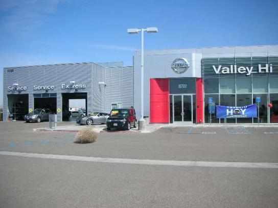 valley hi nissan nissan parts center in victorville autos post. Black Bedroom Furniture Sets. Home Design Ideas