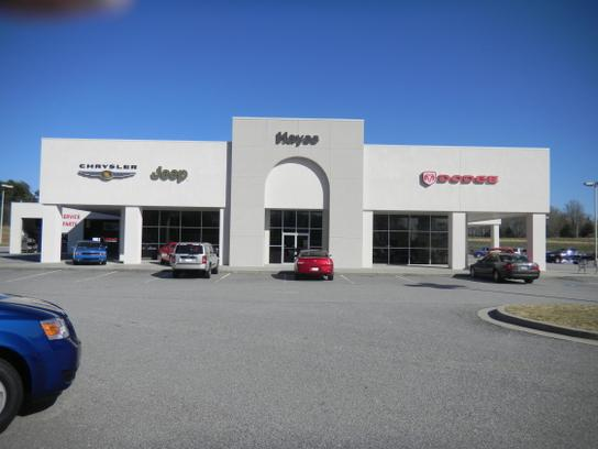 Hayes Chrysler Dodge Jeep of Baldwin 3