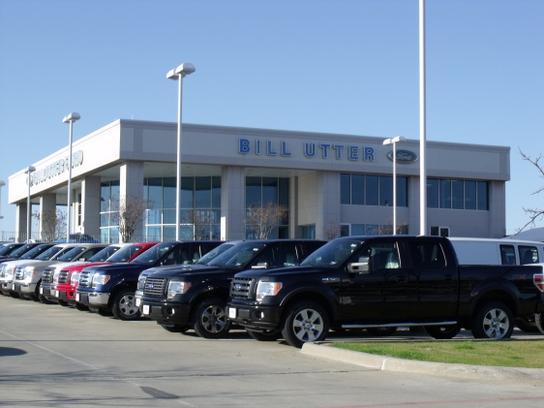 bill utter ford car dealership in denton tx 76210 kelley blue book. Black Bedroom Furniture Sets. Home Design Ideas