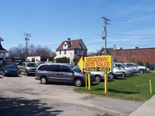 Broadway Auto Sales Maple Heights Oh 44137 Car