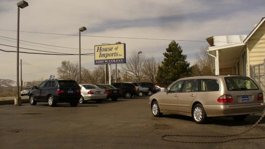 House of imports inc lakewood co 80215 3902 car for Import direct inc