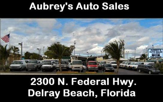 aubrey 39 s auto sales car dealership in delray beach fl 33483 kelley blue book. Black Bedroom Furniture Sets. Home Design Ideas