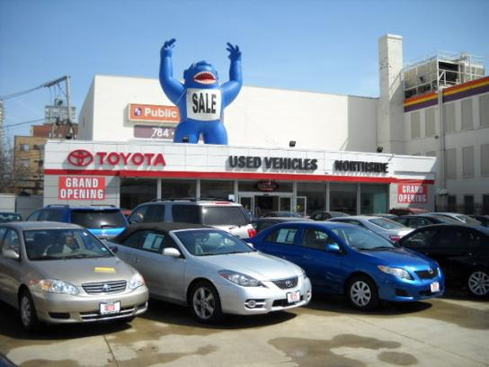 Chicago Northside Toyota CHICAGO IL Car Dealership - Toyota dealerships chicago