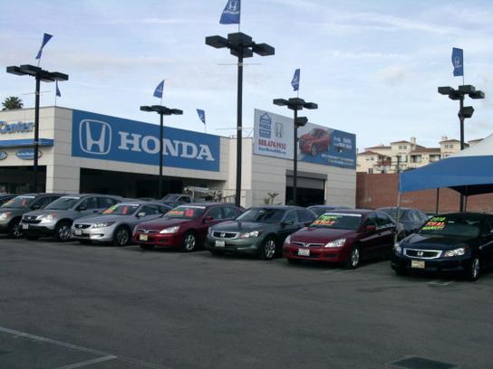 Airport Marina Honda Los Angeles Ca 90045 1504 Car
