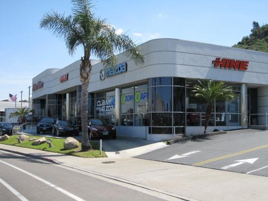 john hine mazda car dealership in san diego ca 92108 3522 kelley blue book. Black Bedroom Furniture Sets. Home Design Ideas