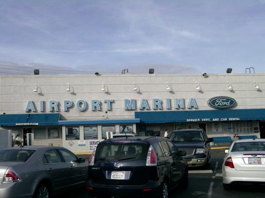 airport marina ford ford dealership in los angeles html autos post. Black Bedroom Furniture Sets. Home Design Ideas