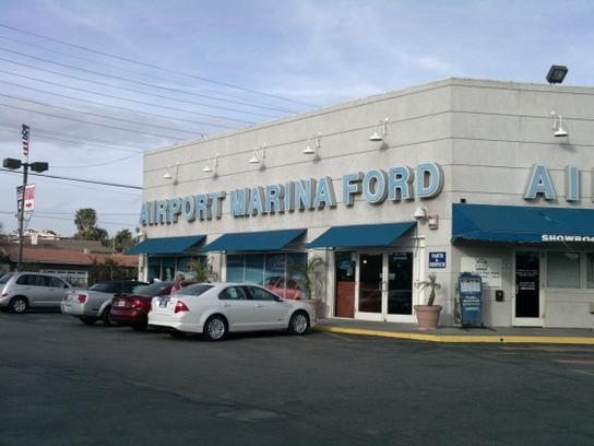 Ford dealer los angeles california for Honda dealers los angeles