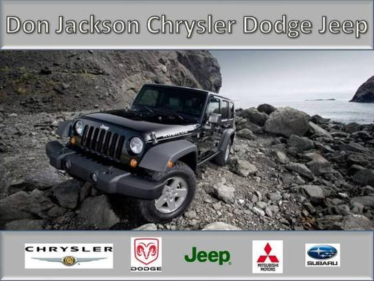 don jackson chrysler dodge jeep ram union city ga 30291 car. Cars Review. Best American Auto & Cars Review