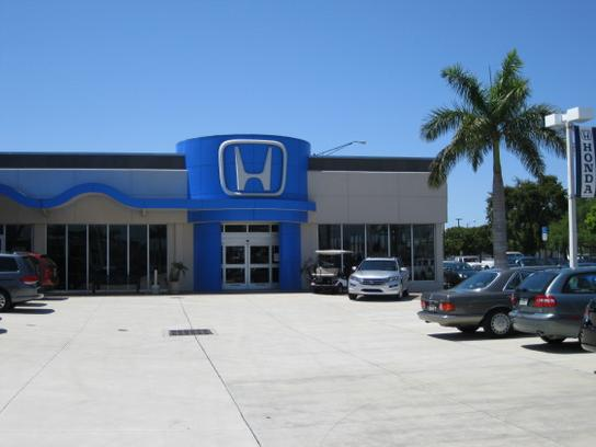 Holman honda of fort lauderdale fort lauderdale fl for Honda dealership west palm beach