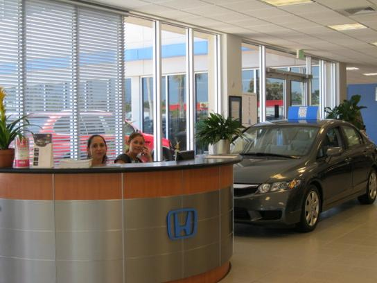 Holman Honda of Fort Lauderdale 1