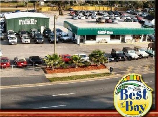 Frontier motors pensacola fl 32505 car dealership and for Frontier motors pensacola fl