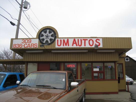 Macomb Il Car Dealership