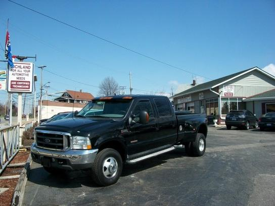 richland motors inc cleveland oh 44109 car dealership