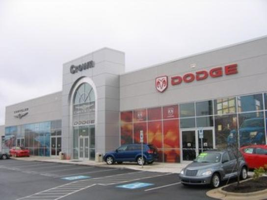 Crown Chrysler Dodge Jeep Ram Greensboro Car Dealership In