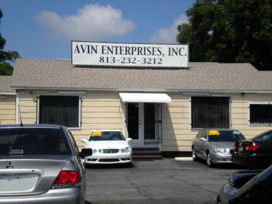Avin Enterprises Inc. 1