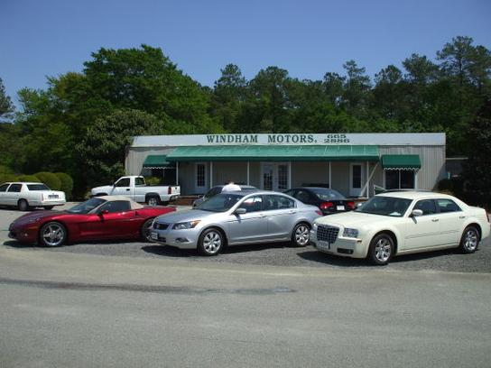 Windham Motors Florence >> Windham Motors Florence Sc 29501 Car Dealership And Auto