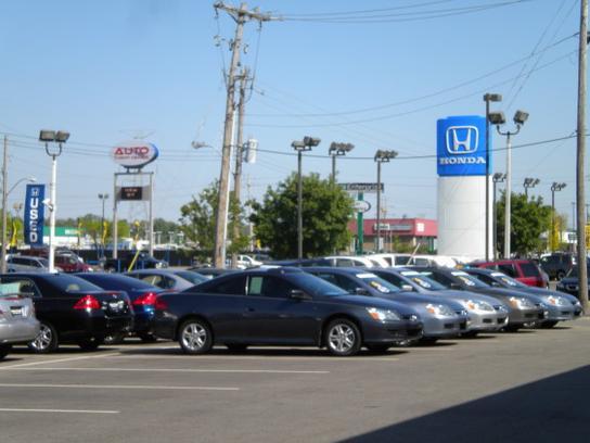 AutoNation Honda Covington Pike : MEMPHIS, TN 38128-6981 ...
