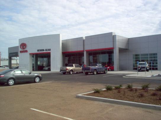 Herrin Gear Toyota Jackson Ms 39211 2642 Car Dealership
