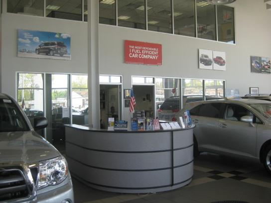 Crestmont Toyota Scion Volkswagen Car Dealership In