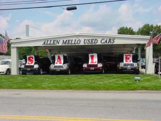 Allen Mello Chrysler Jeep Dodge Ram 2