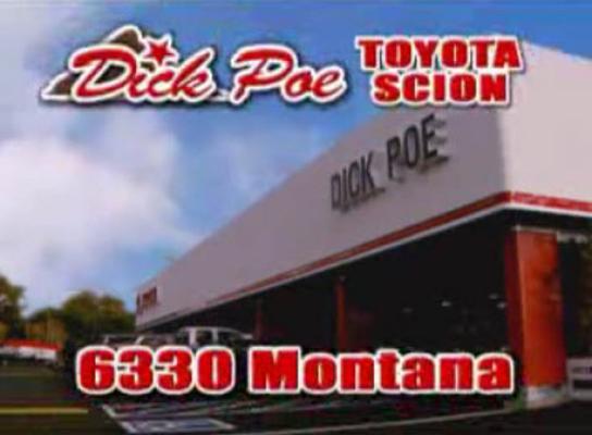 Dick Poe Toyota : El Paso, TX 79925 Car Dealership, and ...