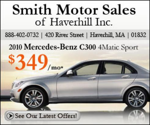 Smith Motor Sales Of Haverhill Haverhill Ma 01832 Car Dealership And Auto Financing Autotrader