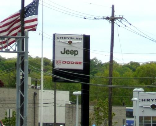 Route 46 Chrysler Jeep Dodge 1