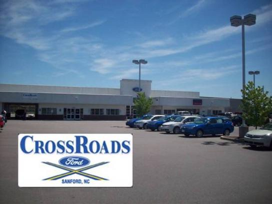 crossroads ford lincoln of sanford sanford nc 27332 car dealership and auto financing. Black Bedroom Furniture Sets. Home Design Ideas