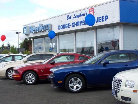 Newberg Dodge Chrysler Jeep Newberg OR Car Dealership - Chrysler financing