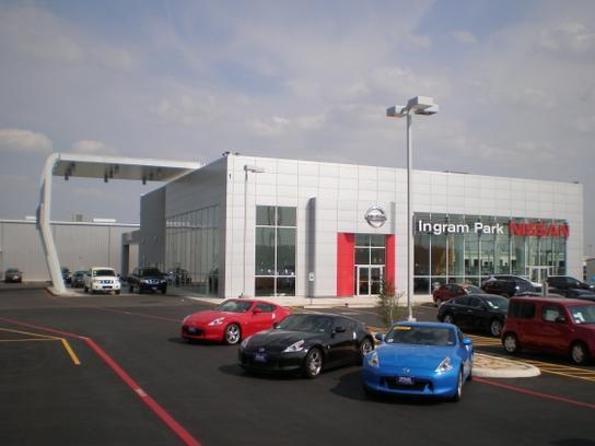ingram park nissan san antonio tx 78238 car dealership and auto financing autotrader. Black Bedroom Furniture Sets. Home Design Ideas