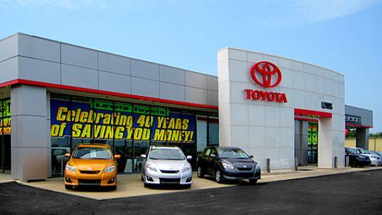 Lewis Toyota Used Cars Topeka Ks