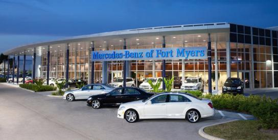 mercedes benz of fort myers car dealership in fort myers