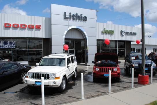 lithia chrysler jeep dodge ram of billings billings mt