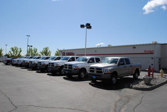 Used cars in tri cities lithia chrysler jeep dodge of for Lithia motors used cars