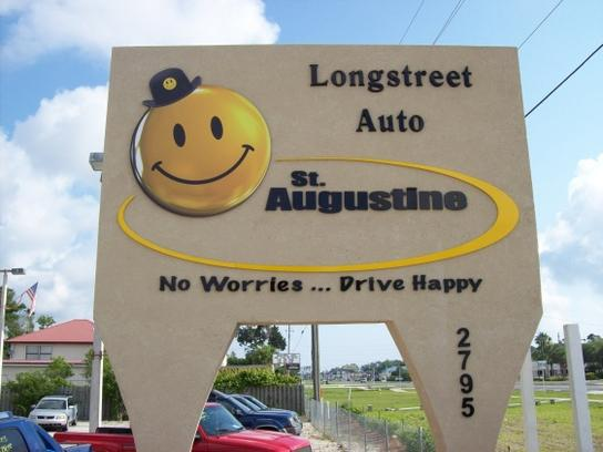 longstreet auto st augustine fl 32086 car dealership and auto financing autotrader. Black Bedroom Furniture Sets. Home Design Ideas