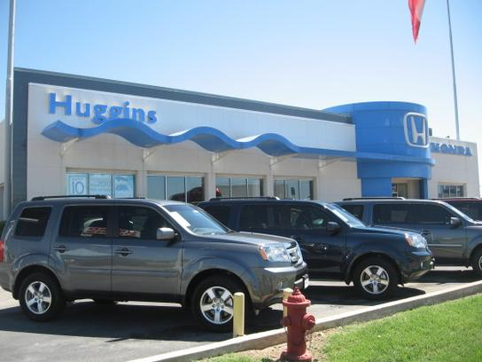 Huggins honda new honda dealership in north richland for Honda dealership irving