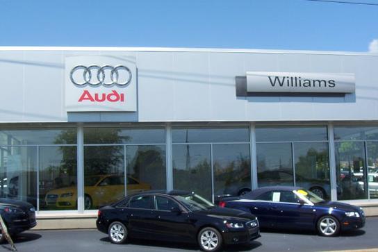 Williams autoworld lansing car dealership in lansing mi for Motor cars lansing mi
