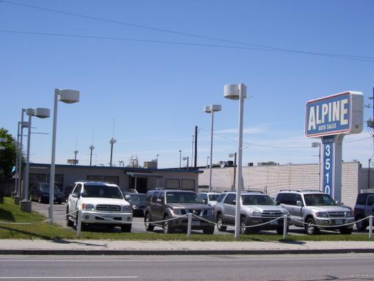 Alpine Auto Sales : Salt Lake City, UT 84115 Car ...