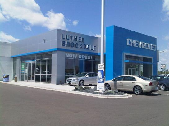 Luther Brookdale Chevrolet Buick GMC : Minneapolis, MN 55429-1713 Car Dealership, and Auto ...