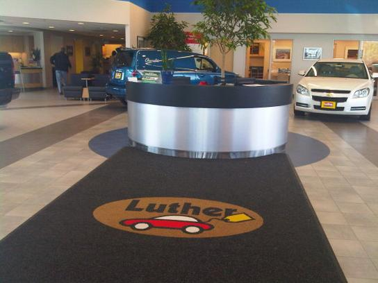 Gmc Dealers Mn >> Luther Brookdale Chevrolet Buick GMC : Minneapolis, MN 55429-1713 Car Dealership, and Auto ...