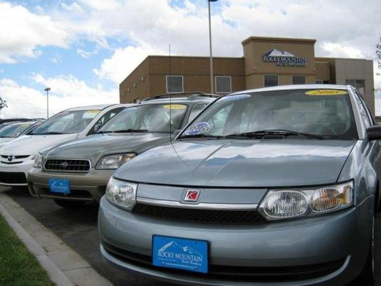 Rocky mountain auto brokers vehicles for sale in autos post for Mountain view motors colorado springs co