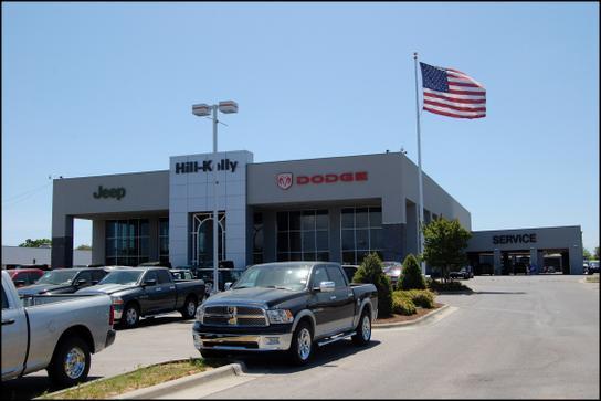 Car Dealerships In Pensacola Fl >> Hill Kelly Dodge Chrysler Jeep : Pensacola, FL 32505 Car ...