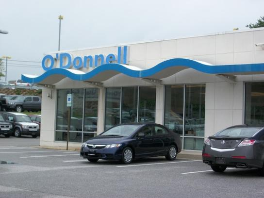 O 39 donnell honda ellicott city md 21043 car dealership for Honda dealership columbia md